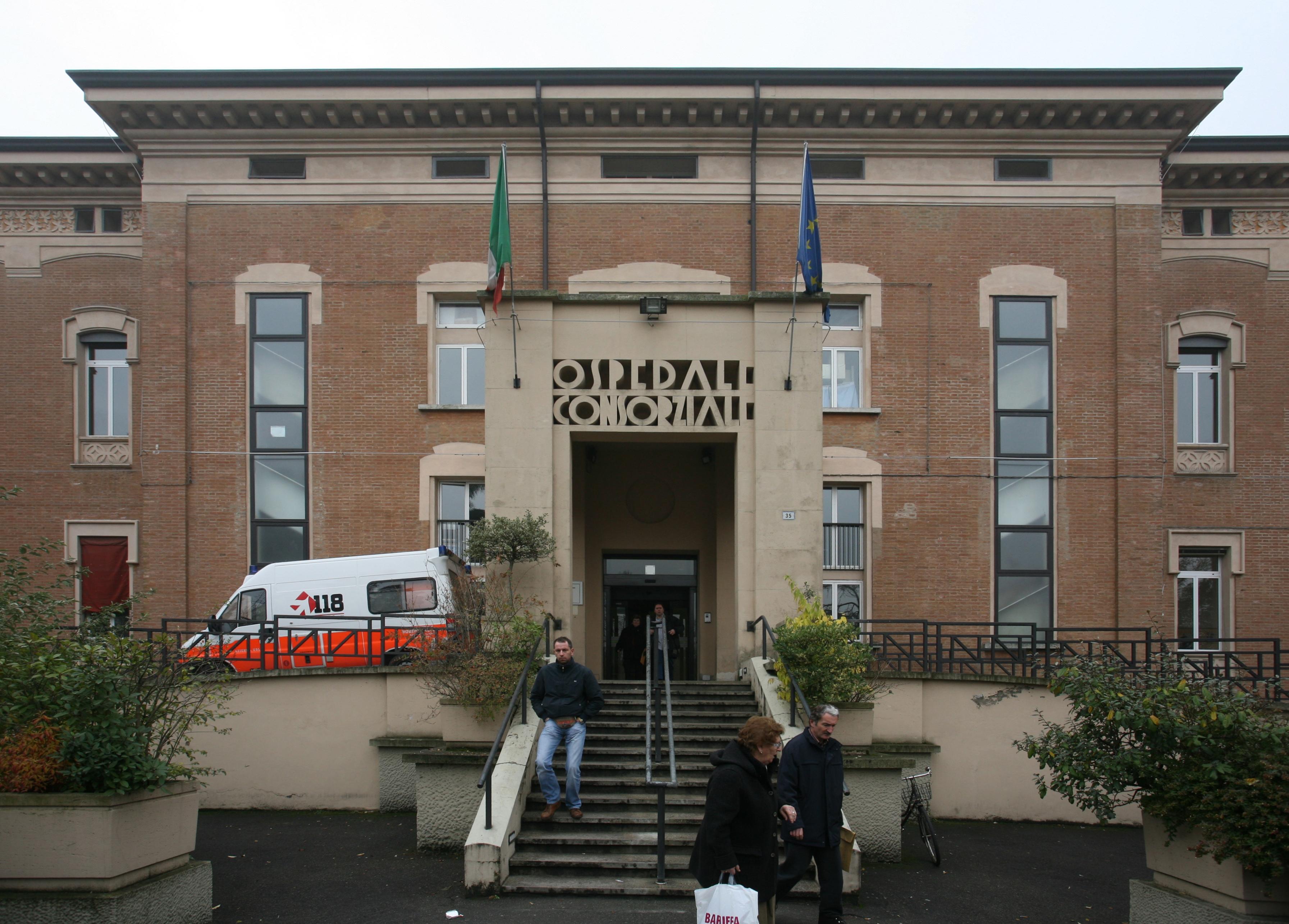 Risultati immagini per ospedale bentivoglio bologna